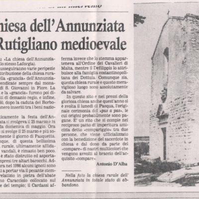Annunziata 1991