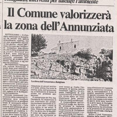 Articolo D'Alba 1987